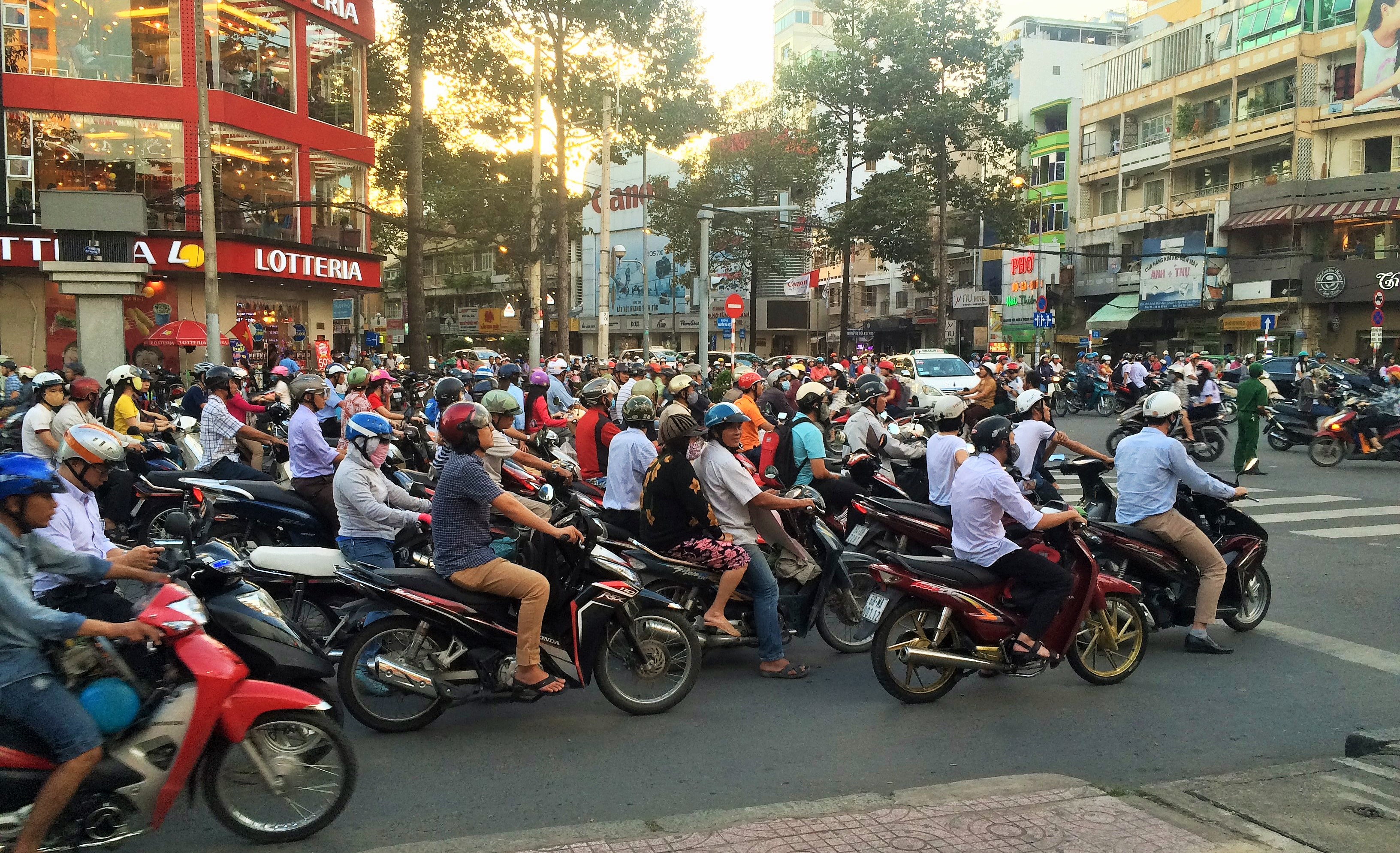 Vietnam – keep on rolling